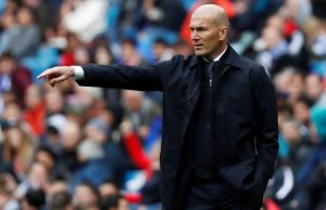 Zidane on Real Madrid criticism