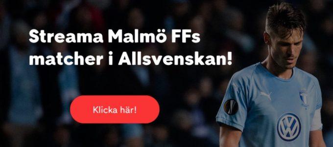 Malmö FF Helsingborg stream