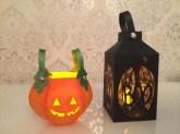 Halloween-lyhdyt