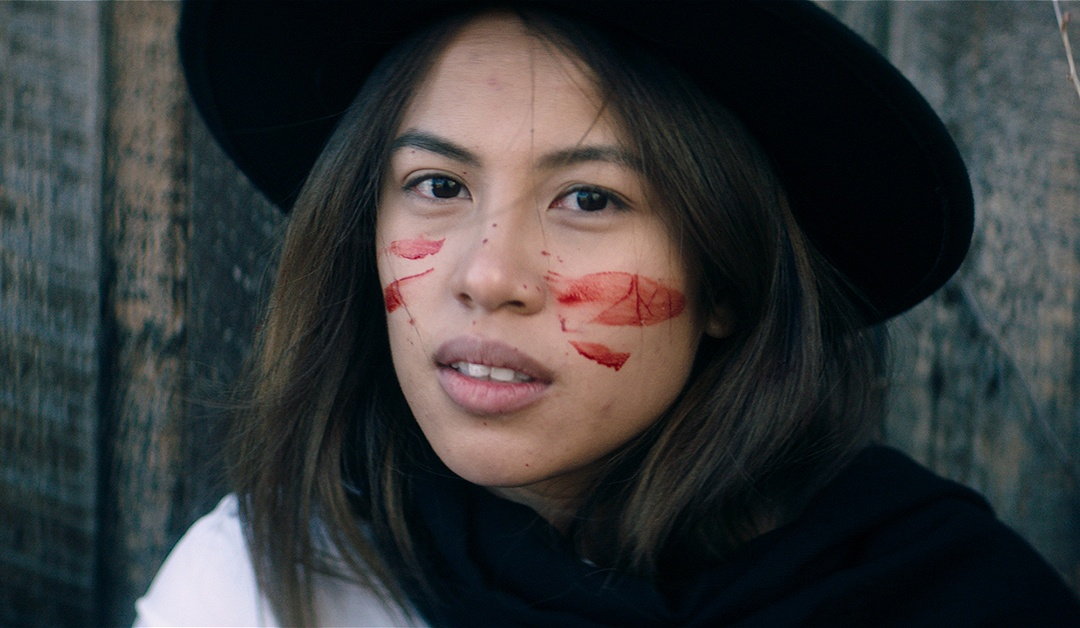 War Paint… The Town [Blood] Red