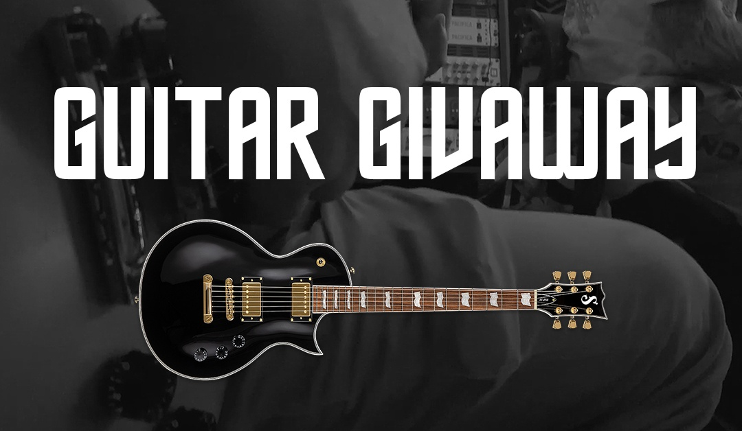 silo country metal band guitar giveaway