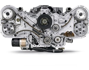 H6 Boxer Engine