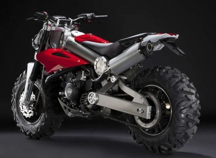 Brutus Motorcycle 1 740x542 Caterham Brutus 750