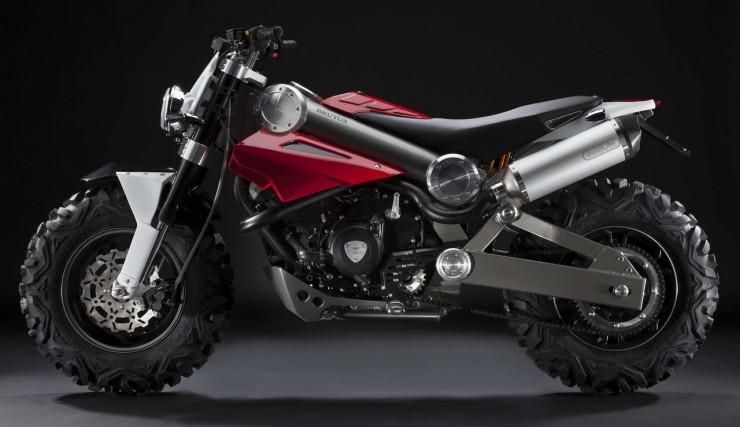 brutus motorcycle 5 740x427 Caterham Brutus 750