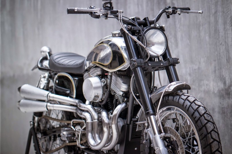 Harley Davidson American Scrambler