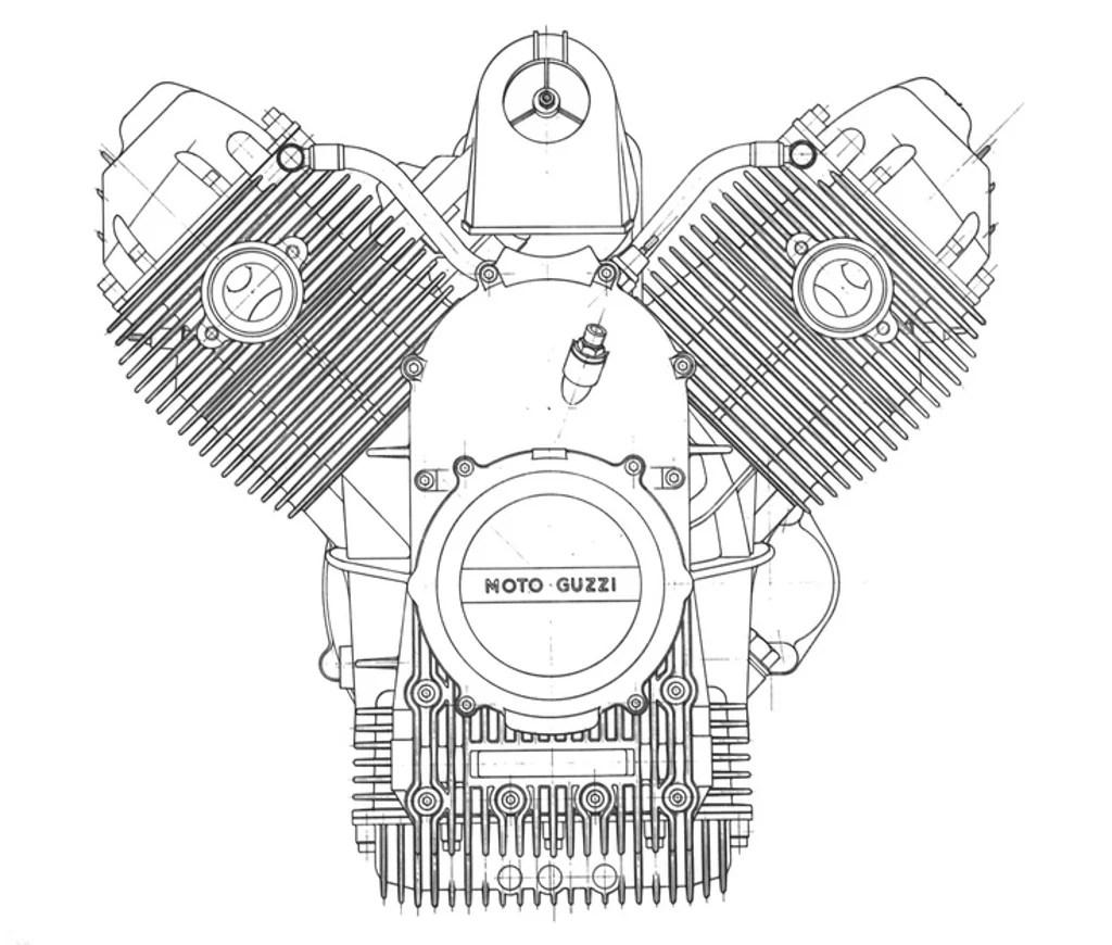 A Brief History Of The Moto Guzzi Le Mans