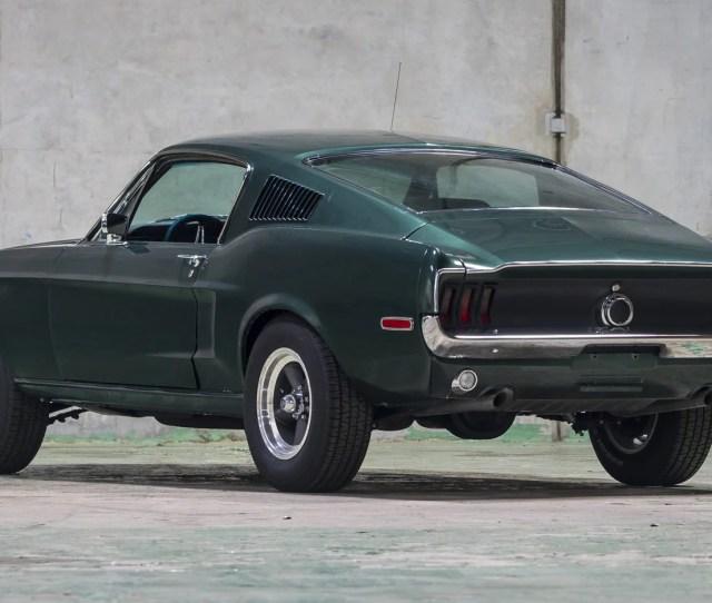 Ford Mustang Bullitt  X Bullitt Spec  Ford Mustang Fastback