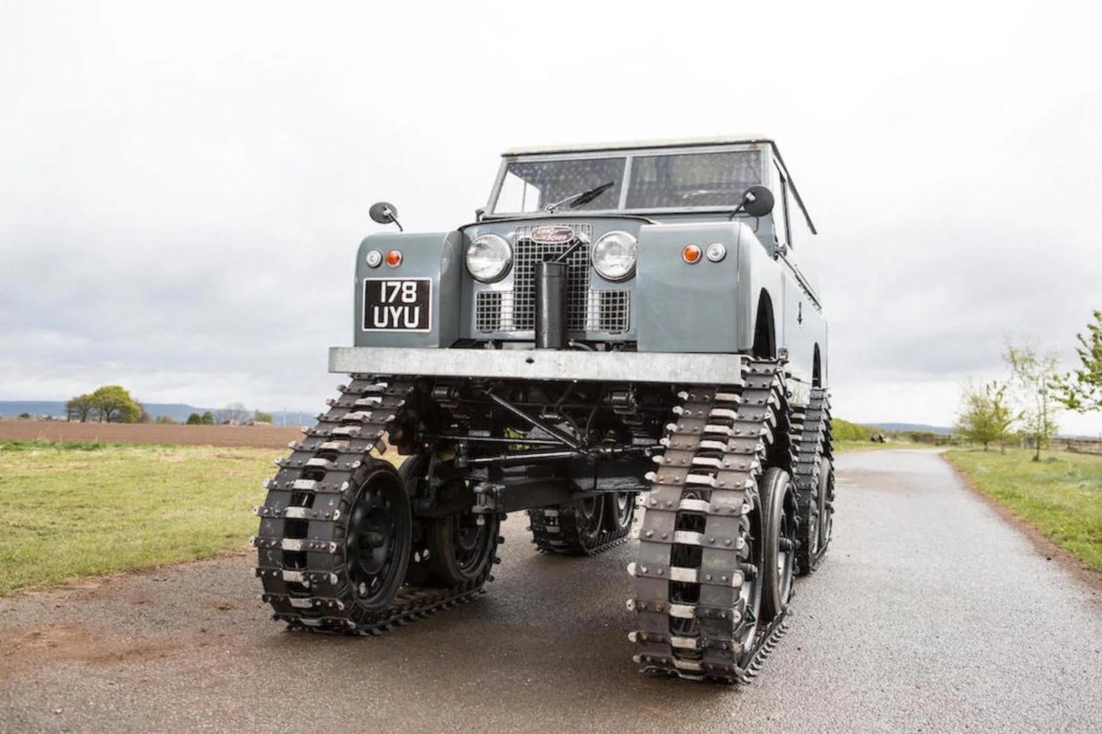 A Brief History Of The Land Rover Series Ii Iia And Iib Fc