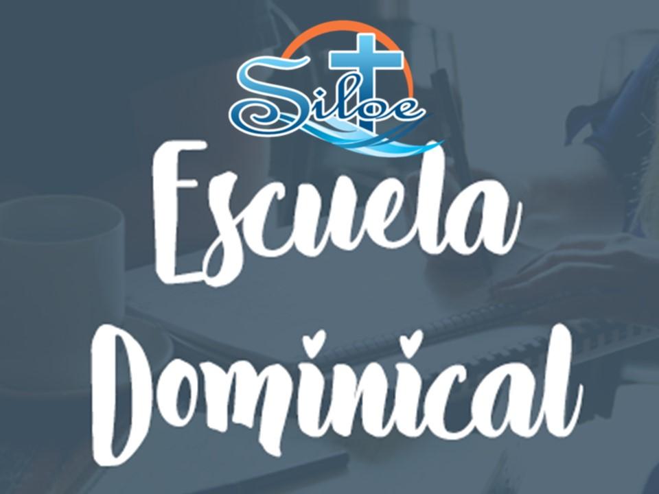 Escuela Dominical & Servicio Congreso
