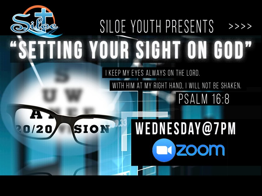 New Youth Service flyer