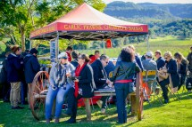 There is something for everyone at Silos Estate during the Winter Wine Festival.