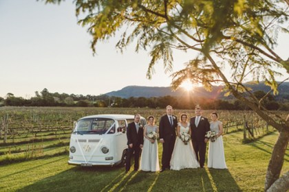 What a perfect setting for your South Coast Wedding - Silos Estate - photo copyright Red Berry Photography