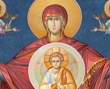 Theotokos of the Sign