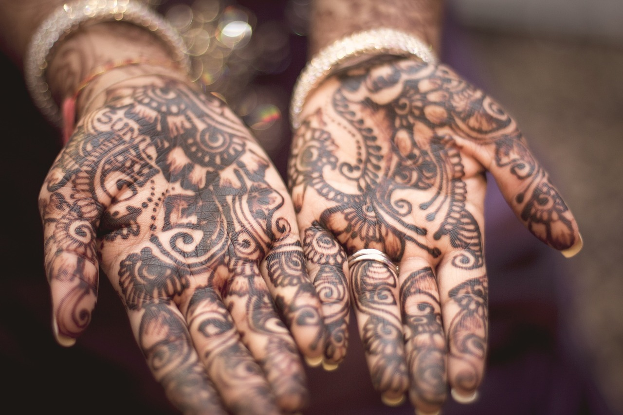 Indiaas stoofpotje: een beetje van hier en van daar