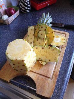 Verse ananas