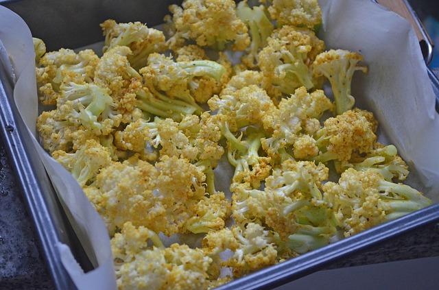 Gekruide bloemkool onder de grill: verrassend lekker