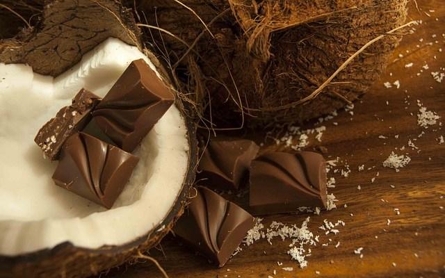 Choco-kokostaart: zonder schuldgevoel snoepen!