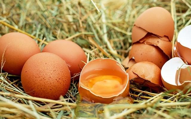 Paasdagen voorbij en je hebt nog eieren?