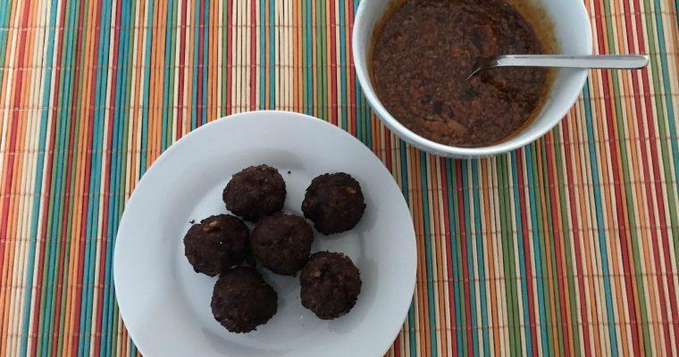 Rempah: Javaanse pittige gehaktballetjes