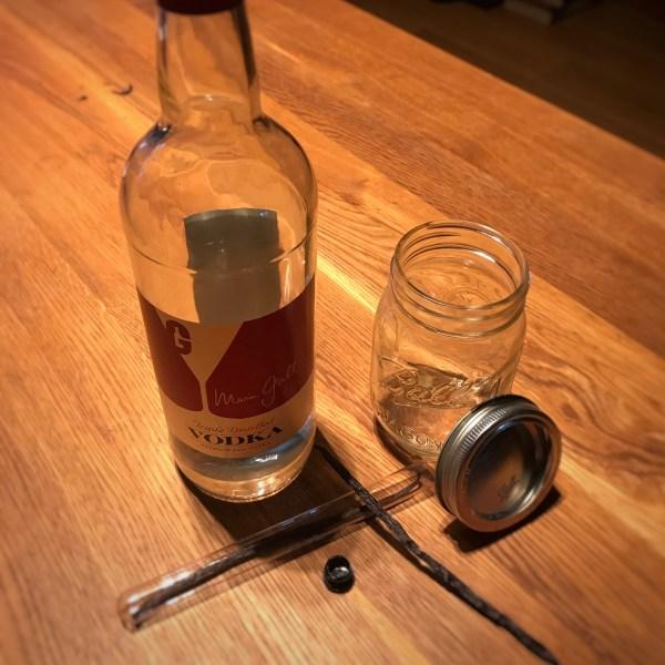 Vanille extract