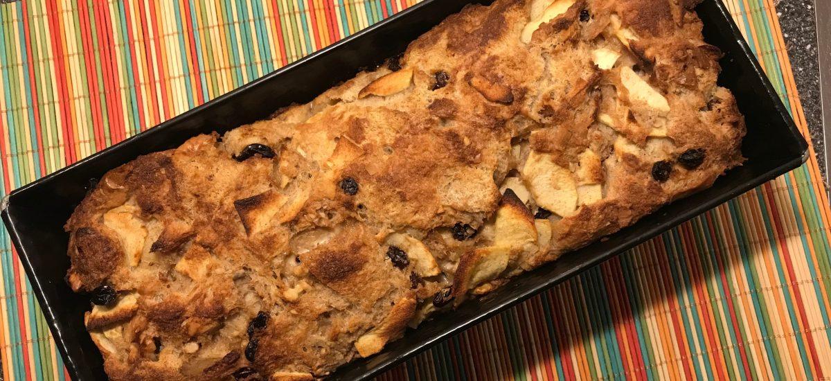 Broodpudding: een geweldig recept om oud brood nieuw leven in te blazen
