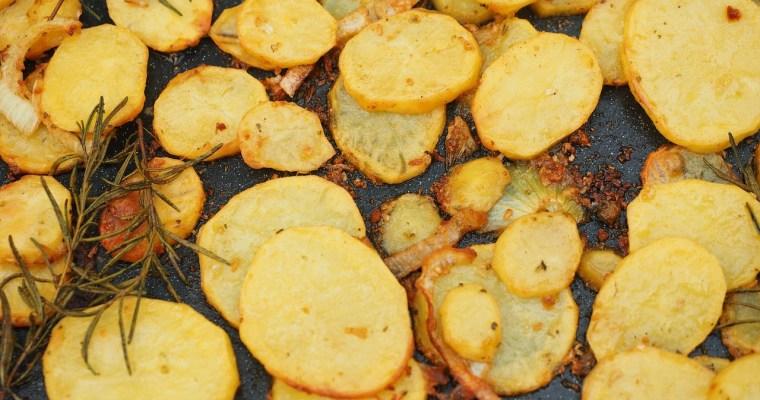 Airfryer Friday | De grote gebakken aardappeltjes test