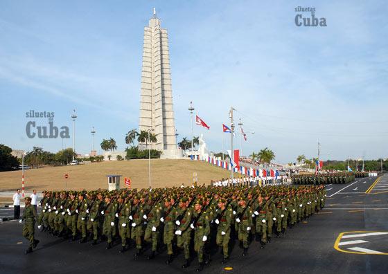 revista militar-cuba