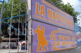 La Napolitana-Cuba