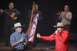 El conjunto venezolano de música criolla regala un popurrí durante la Serenata, el 12 de Agosto de 2011, La Habana, Cuba. Foto: Calixto N. Llanes/Juventud Rebelde (CUBA)