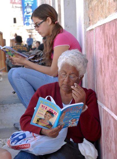 Feria del libro-Cuba