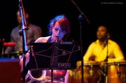 La Joven Jazz Band del maestro Joaquín Betancourt, el sábado 16 de noviembre de 2013, La Habana. FOTO de Calixto N. Llanes (CUBA)