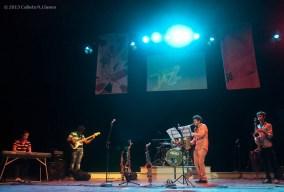 Contemporaneo Emsemble, Premio en Formato Instrumental, en el 16 Concurso de Jóvenes Jazzistas JoJazz 2013 que tuvo lugar en el Teatro Mella, el domingo 17 de noviembre de 2013, La Habana. FOTO de Calixto N. Llanes (CUBA)
