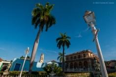 Plaza Mayor de Trinidad. FOTO de Calixto N. Llanes (CUBA)