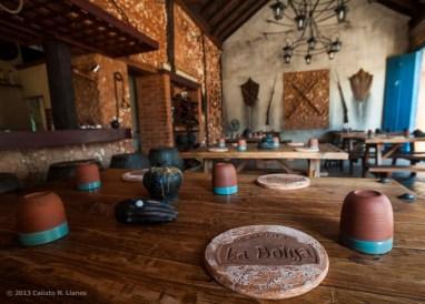 """Interior de la Taberna """"La Botija"""" en Trinidad. FOTO de Calixto N. Llanes (CUBA)"""