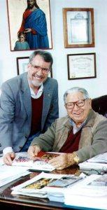 Ed Bernd Jr. and Jose Silva