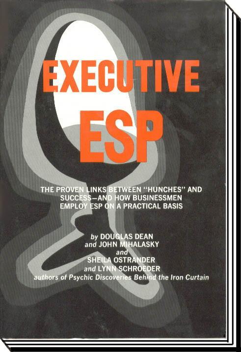 Executive ESP by Prof. John Mihalasky