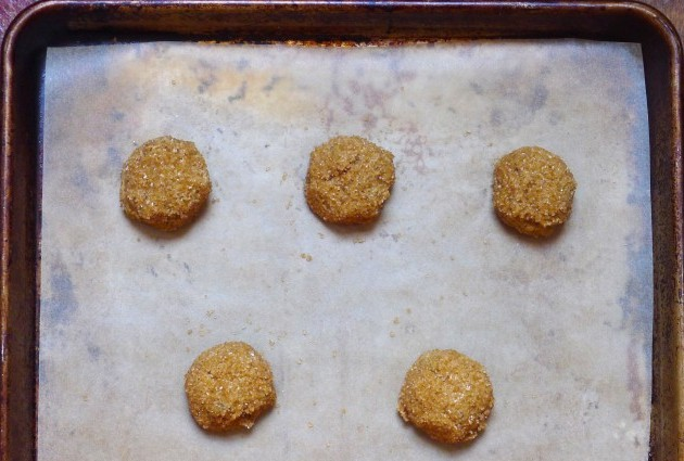 Gluten-Free Soft Ginger Molasses Cookies