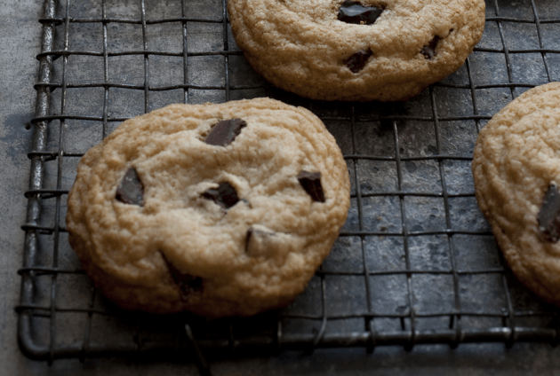 Gluten-Free, Dairy-Free Chocolate Chip Cookies