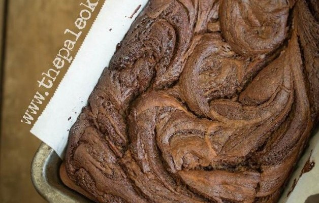 Juli Bauer and George Bryant's Gluten-Free Cinnamon Chocolate Swirl Banana Bread