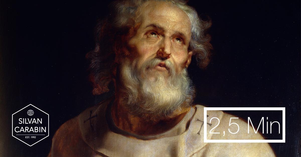 Was mich Petrus über die Liebe Gottes lehrte