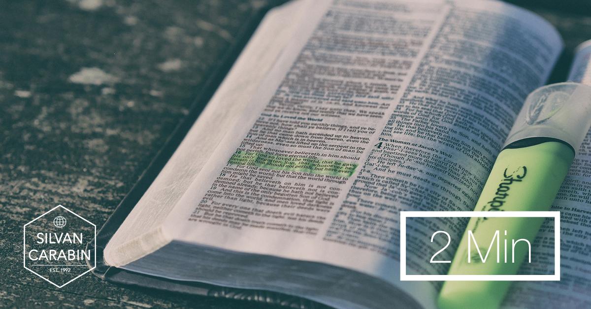 5 praktische Tipps die Bibel lieben zu lernen.