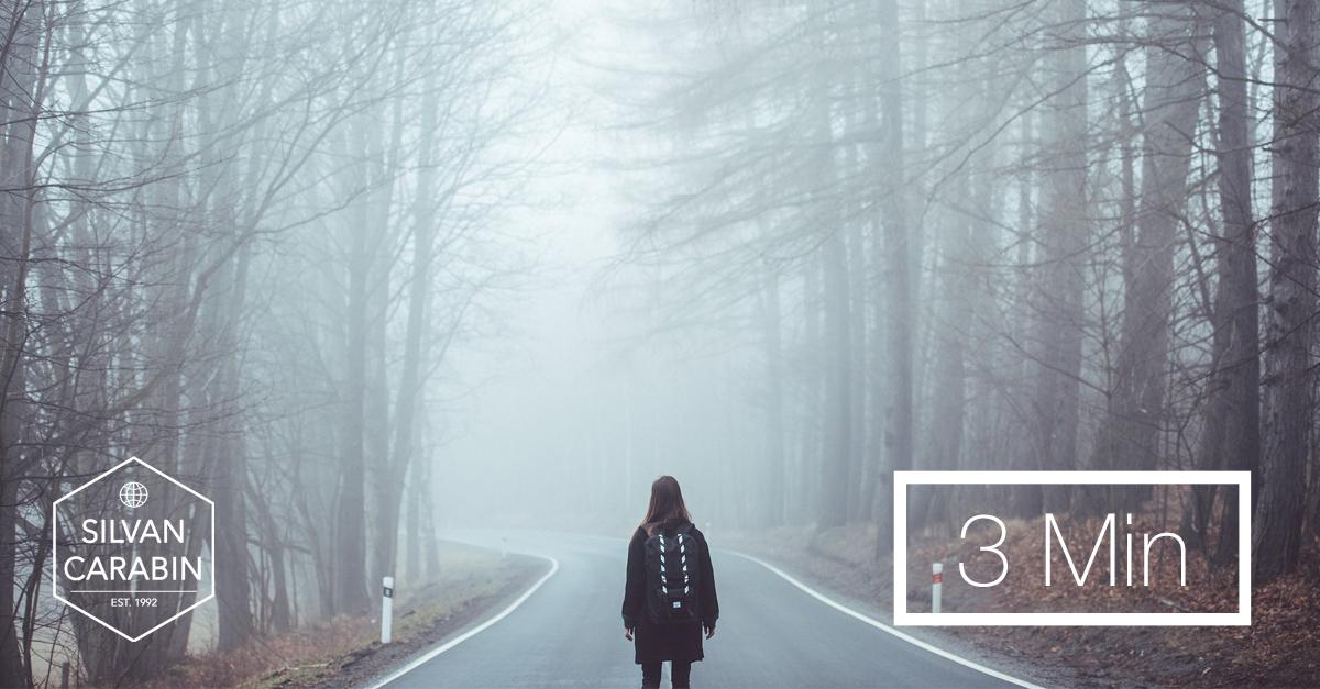 Angst will dich lähmen – lass es nicht zu…