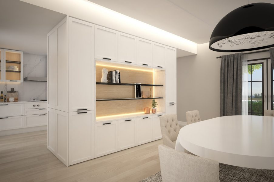 Kitchens VELL - ATTIC Line