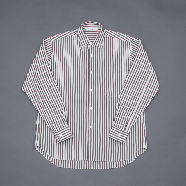 SILVER AND GOLD GENERAL MERCHANDISE Arrow Shirt Candy Stripe