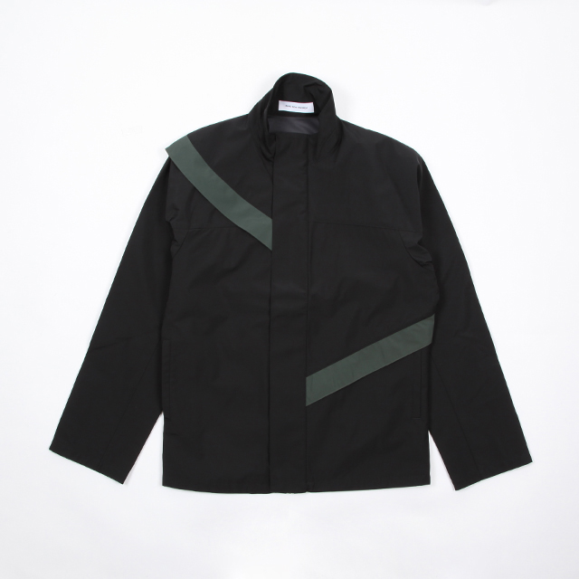 KIKO KOSTADINOV GAETAN CUT THROUGH JACKET