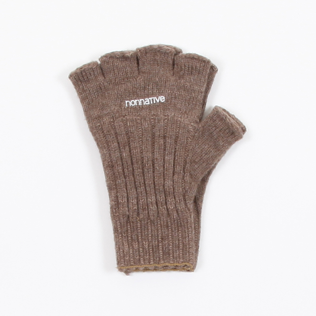 nonnative WORKER CUT OFF GLOVES W/A/N YARN [NN-A3407]