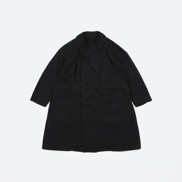 TEATORA  DEVICE COAT packable BLACK [tt-102-P]