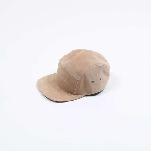 WINNERS CAP CO. SUEDE CAMP CAP