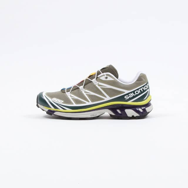 S/LAB XT-6 SOFTGROUND LT ADV MERMAID/BURNT OLIVE/SULFUR PRING  [L40764300]