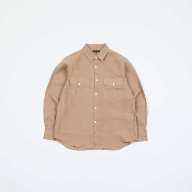 A VONTADE Safari Shirts L/S [VTD-0314-SH]